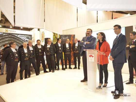 Todos juntos trabajando por el turismo de nuestra región en FITUR 7