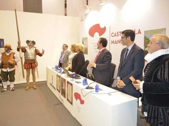 Todos juntos trabajando por el turismo de nuestra región en FITUR 8