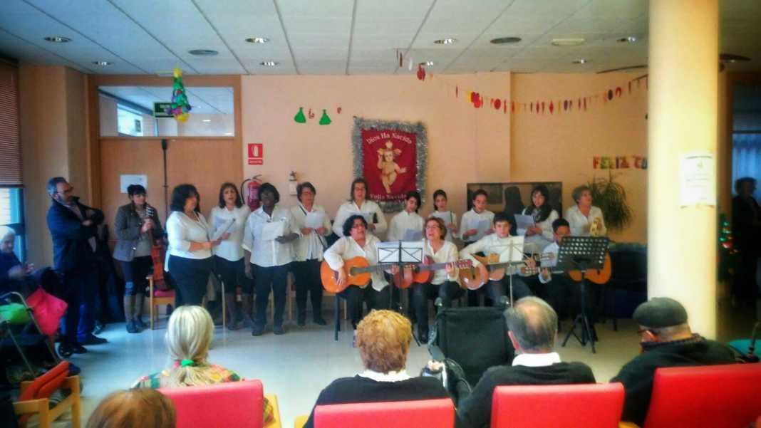 """Fotogalería del concierto de villancicos de """"La Azucena de San José"""" 12"""