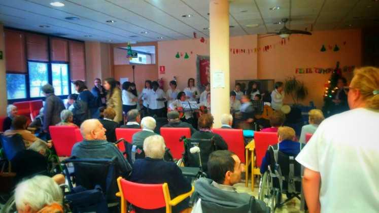 """Fotogalería del concierto de villancicos de """"La Azucena de San José"""" 10"""