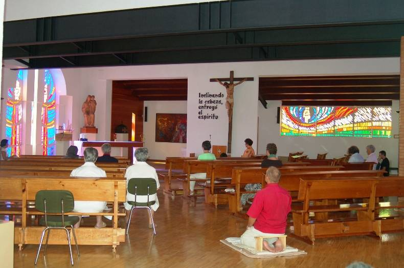 centro de oración de Herencia