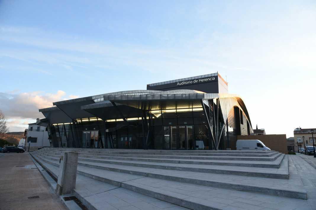 Inauguración oficial del Auditorio Municipal de Herencia 20