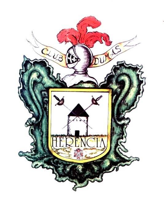 Éxito de la esgrima de Herencia en Toledo 1