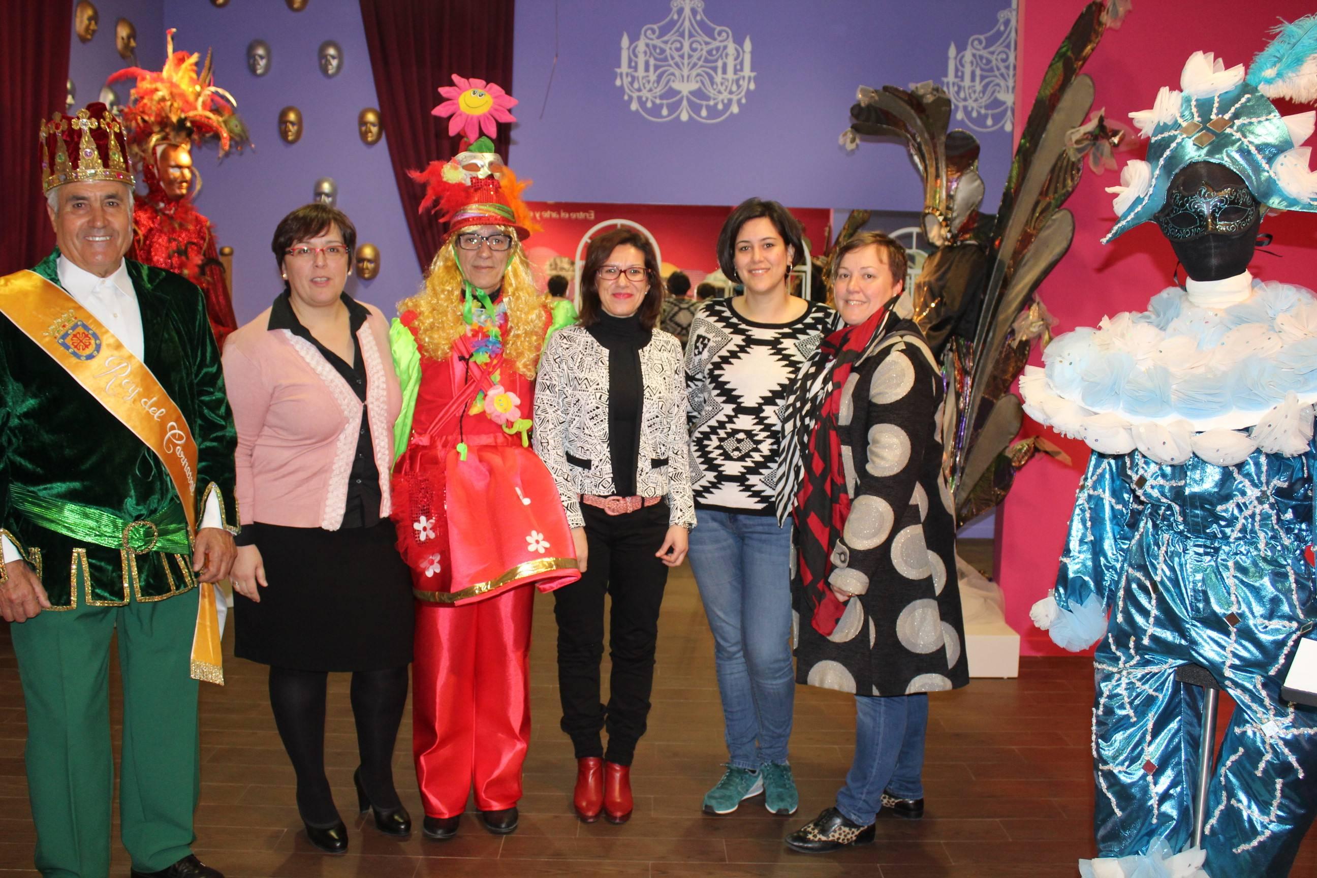 Carmen Olmedo en Carnaval de Miguelturra 2016
