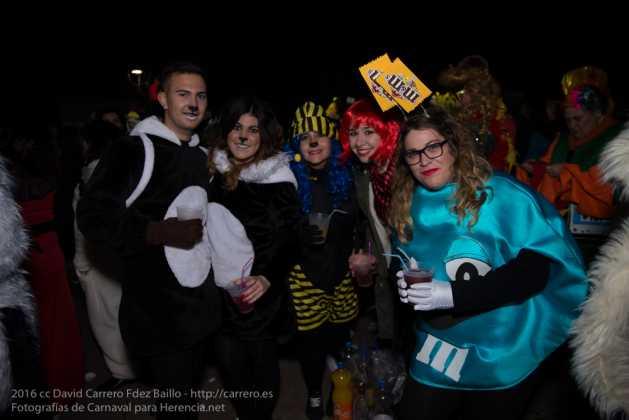 DSC 0146 Sabado de los ansiosos de carnaval de Herencia 629x420 - Fotografías del Sábado de los AnXiosos 2016