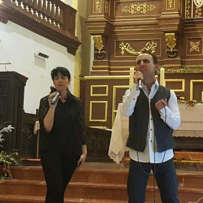 El dúo de música católica Cis Adar continúa su gira en abril 1