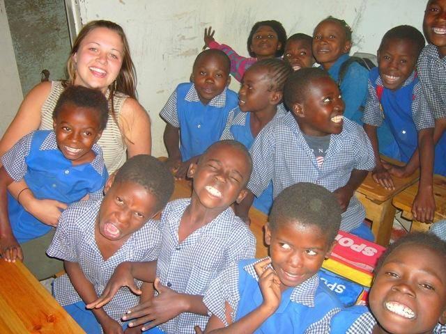 Zambia - Campaña contra el Hambre en Herencia