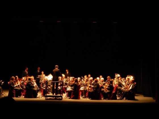 02Concierto de Semana Santa 2016 560x420 - Concierto de Semana Santa. Vídeos y fotografías