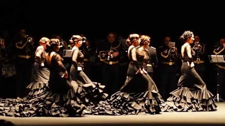 12Concierto de Semana Santa 2016 747x420 - Concierto de Semana Santa. Vídeos y fotografías