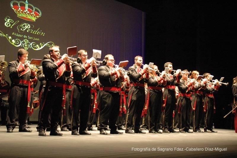"""Encuentro de bandas de los moraos de herencia - Un fin de semana para el recuerdo de la hermandad de """"Los Moraos"""""""