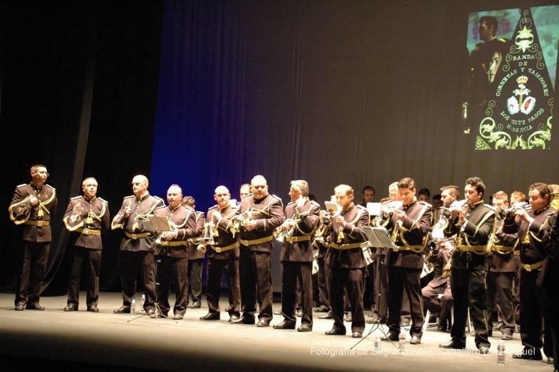 """Encuentro de bandas de los moraos de herencia1 - Un fin de semana para el recuerdo de la hermandad de """"Los Moraos"""""""