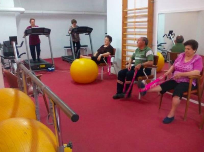 Ocio activo y deportes mayores - El Centro de Mayores en Herencia comienza un nuevo curso