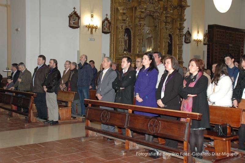 """Semana cofrade de Los Moraos de herencia1 - Un fin de semana para el recuerdo de la hermandad de """"Los Moraos"""""""