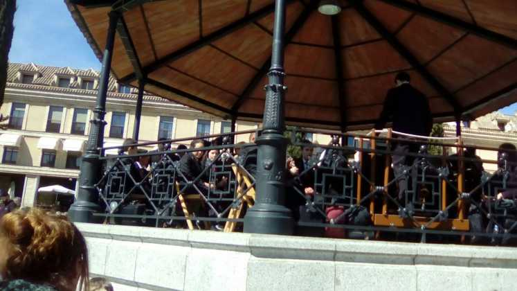 agupacion musical santa cecilia de Herencia en Las Rozas 747x420 - Actuación de la agrupación musical Santa Cecilia en Las Rozas