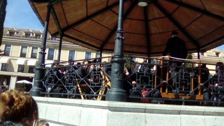 Actuación de la agrupación musical Santa Cecilia en Las Rozas 4
