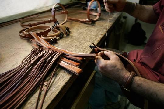 artesania cuero castilla la mancha