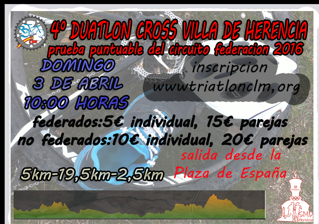cabecera Cartel duatlon-cross herencia 2016