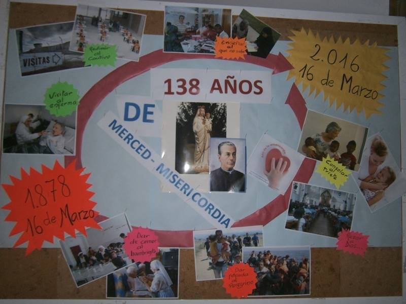 Las Hermanas Mercedarias de la Caridad celebran su 138 aniversario 1