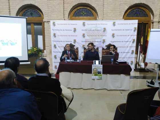 """Conferencia con Manuel Delgado Meco: """"El fútbol de antes y de ahora"""" 3"""