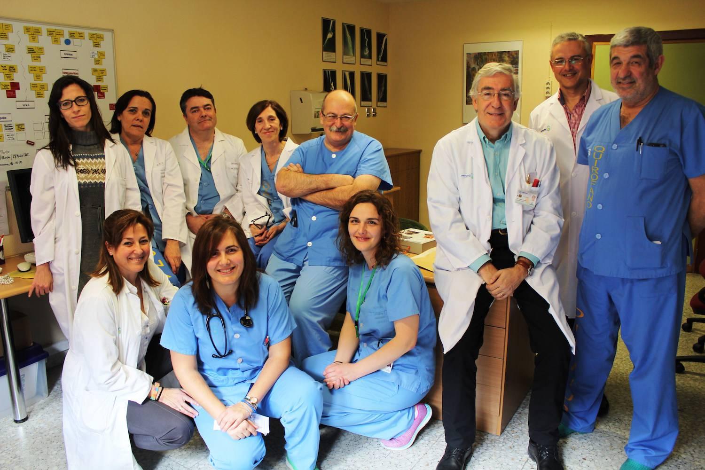 equipo de trasplantes hospital toledo