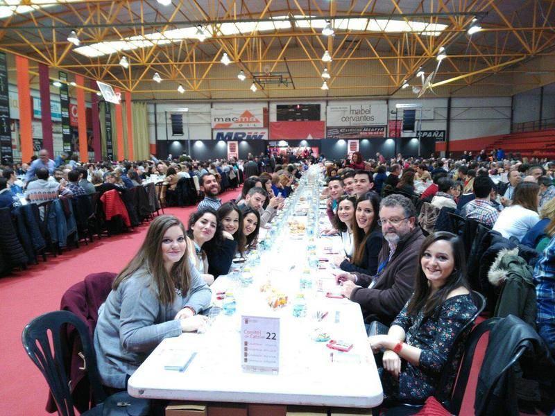 Éxito de la multitudinaria cata de vinos en Alcázar de San Juan 1