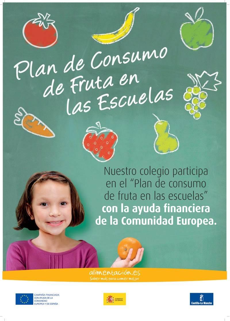 CEIP Carrasco Alcalde promueve el Plan de consumo de frutas en el colegio 1