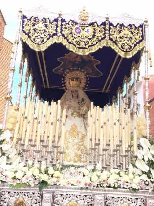 procesion del resucitado en herencia11 315x420 - Procesión del Resucitado en Herencia. Fotografías y vídeos