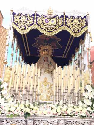 procesion del resucitado en herencia7 315x420 - Procesión del Resucitado en Herencia. Fotografías y vídeos