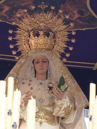 procesion del resucitado en herencia8 315x420 - Procesión del Resucitado en Herencia. Fotografías y vídeos