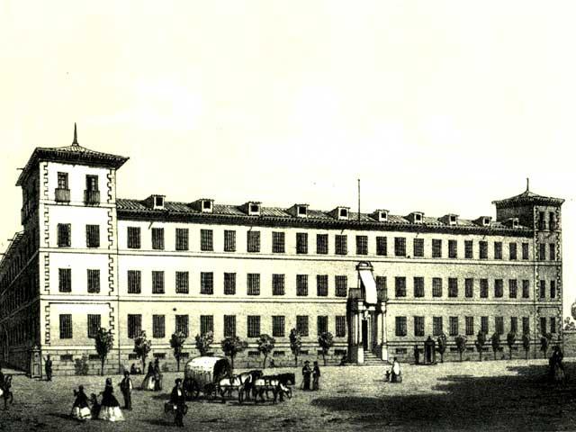 seminario de nobles - Herencianos en el Real Seminario de Nobles de Madrid