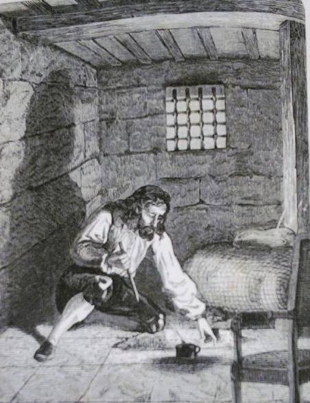 CARCEL - La cárcel del partido en Alcázar de San Juan