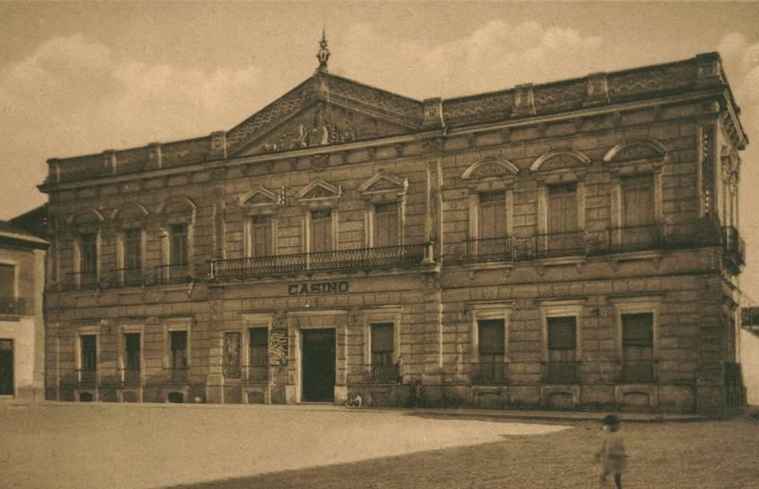 CASINO alcazar de san juan - La cárcel del partido en Alcázar de San Juan