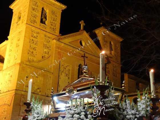 Cofradia del Santo Entierro de Herencia15 560x420 - Estación de Penitencia de la Cofradía del Santo Entierro