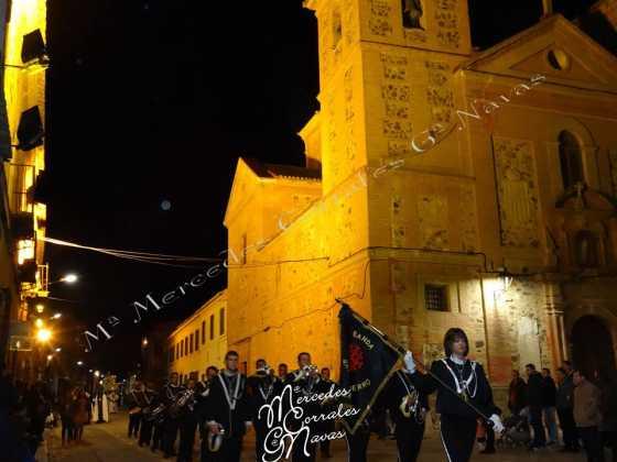 Cofradia del Santo Entierro de Herencia8 560x420 - Estación de Penitencia de la Cofradía del Santo Entierro