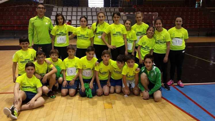"""CEIP Carrasco Alcalde en los Campeonatos escolares """"Jugando al atletismo"""" 4"""