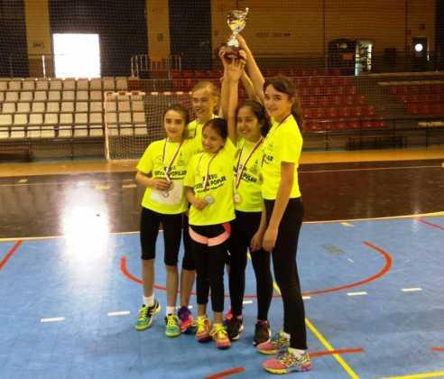 """CEIP Carrasco Alcalde en los Campeonatos escolares """"Jugando al atletismo"""" 6"""