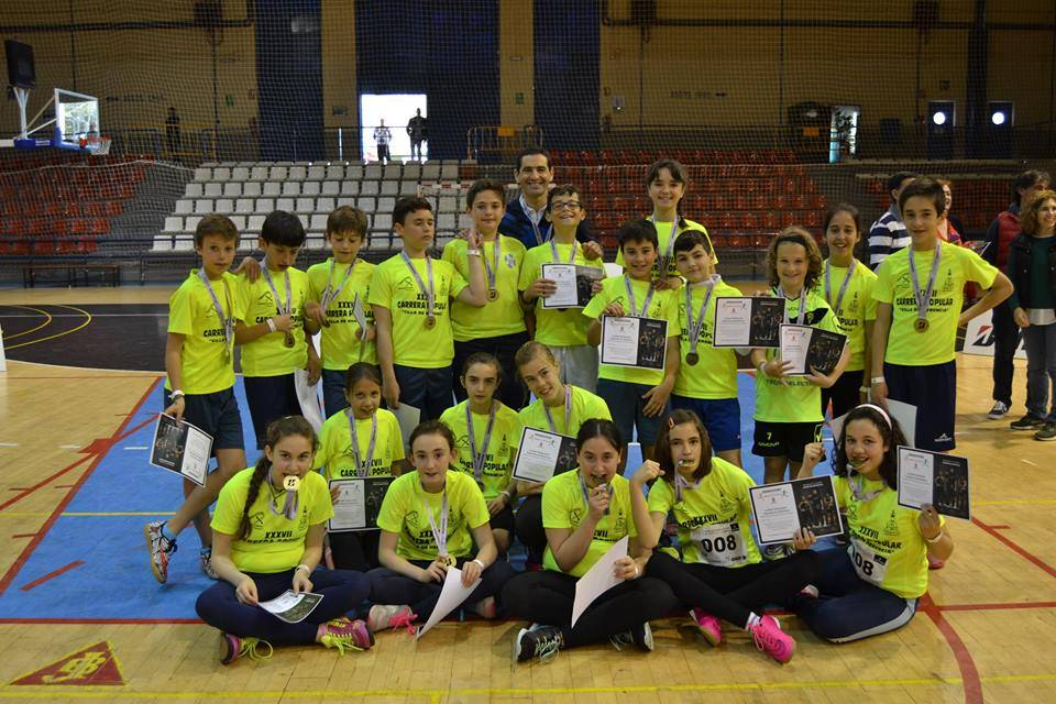 campeonato regional de jugando al atletismo