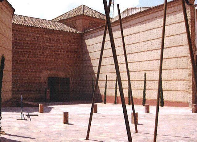 capillo de palacio de alcazar de san juan - La cárcel del partido en Alcázar de San Juan