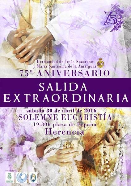 Javier Cuadrado realiza el cartel de la salida extraordinaria de Los Moraos 1