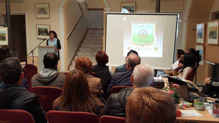 """dia del pueblo gitano en herencia ciudad real 9 747x420 - """"Las Calís"""" sintieron el apoyo de Herencia en el día del pueblo gitano"""