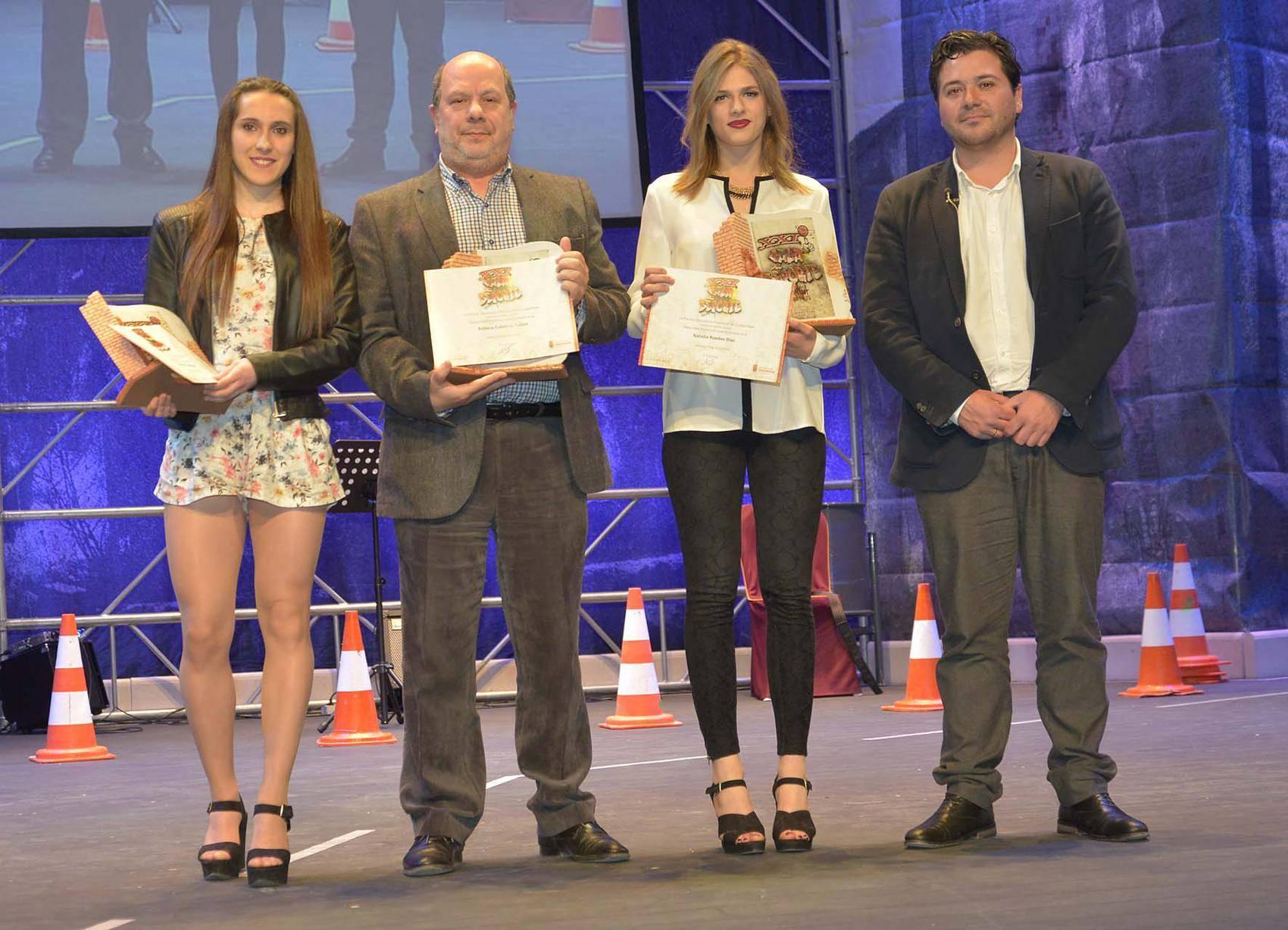 entrega de premios gala del deporte provincial de ciudad real en Herencia13