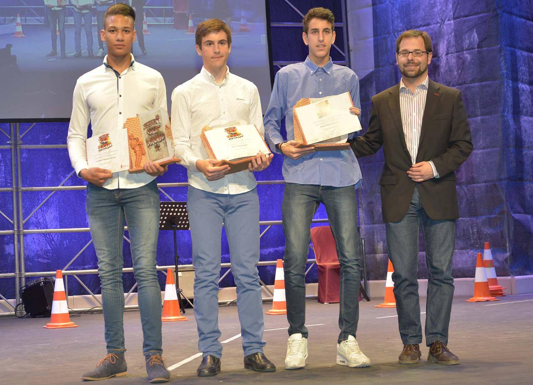 entrega de premios gala del deporte provincial de ciudad real en Herencia2 - Los mejores deportistas de la provincia son premiados en Herencia