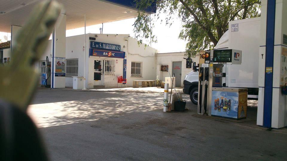 estacion de servicios maritornes