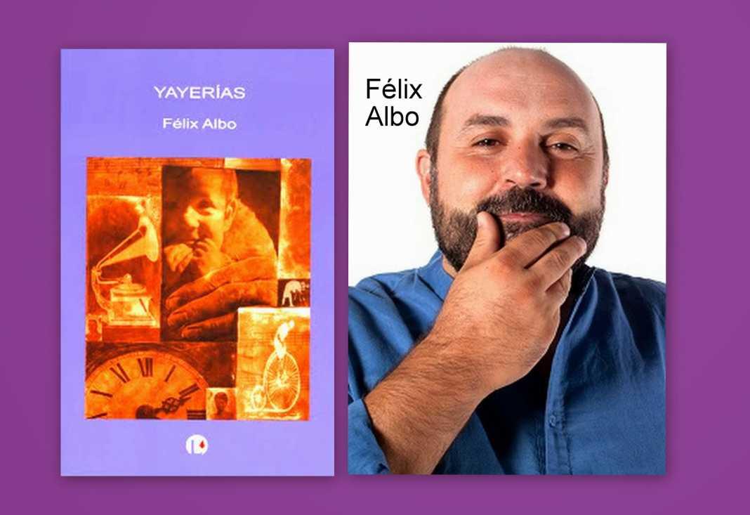 Felix Albo participará en la X Gala del Lector en el auditorio 1