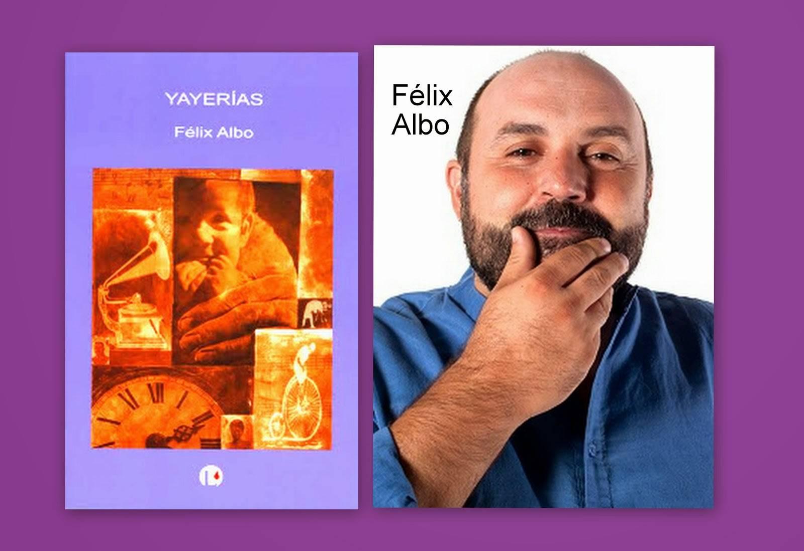 felix albo en herencia - Felix Albo participará en la X Gala del Lector en el auditorio