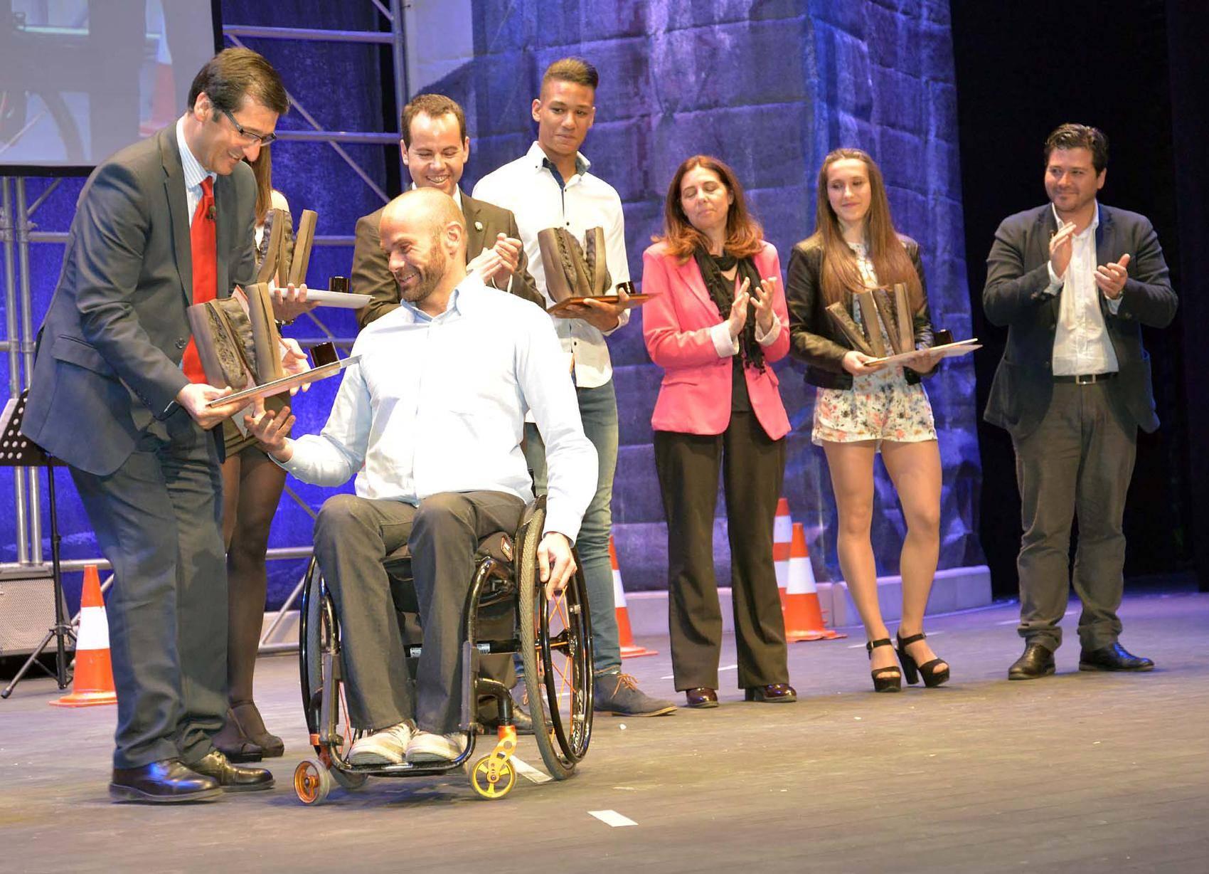 gala del deporte de la provincia de ciudad real en herencia6 - Gala Provincial del Deporte. Galería Fotográfica