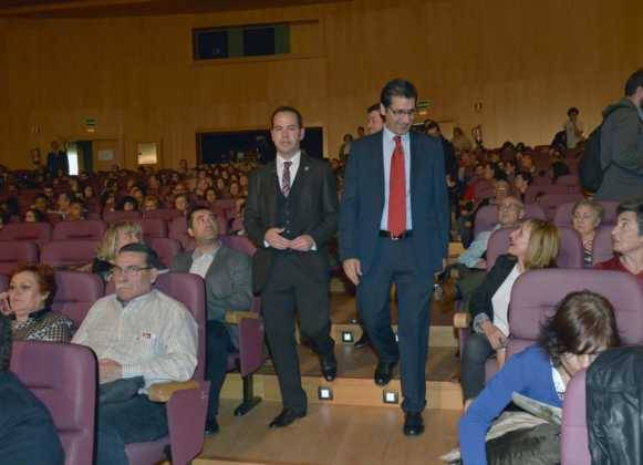 gala del deporte provincial de ciudad real en Herencia2 581x420 - Los mejores deportistas de la provincia son premiados en Herencia