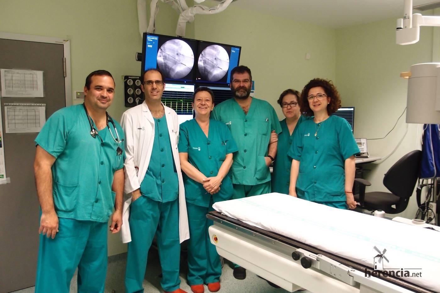 implantacion desfibrilador subcutaneo