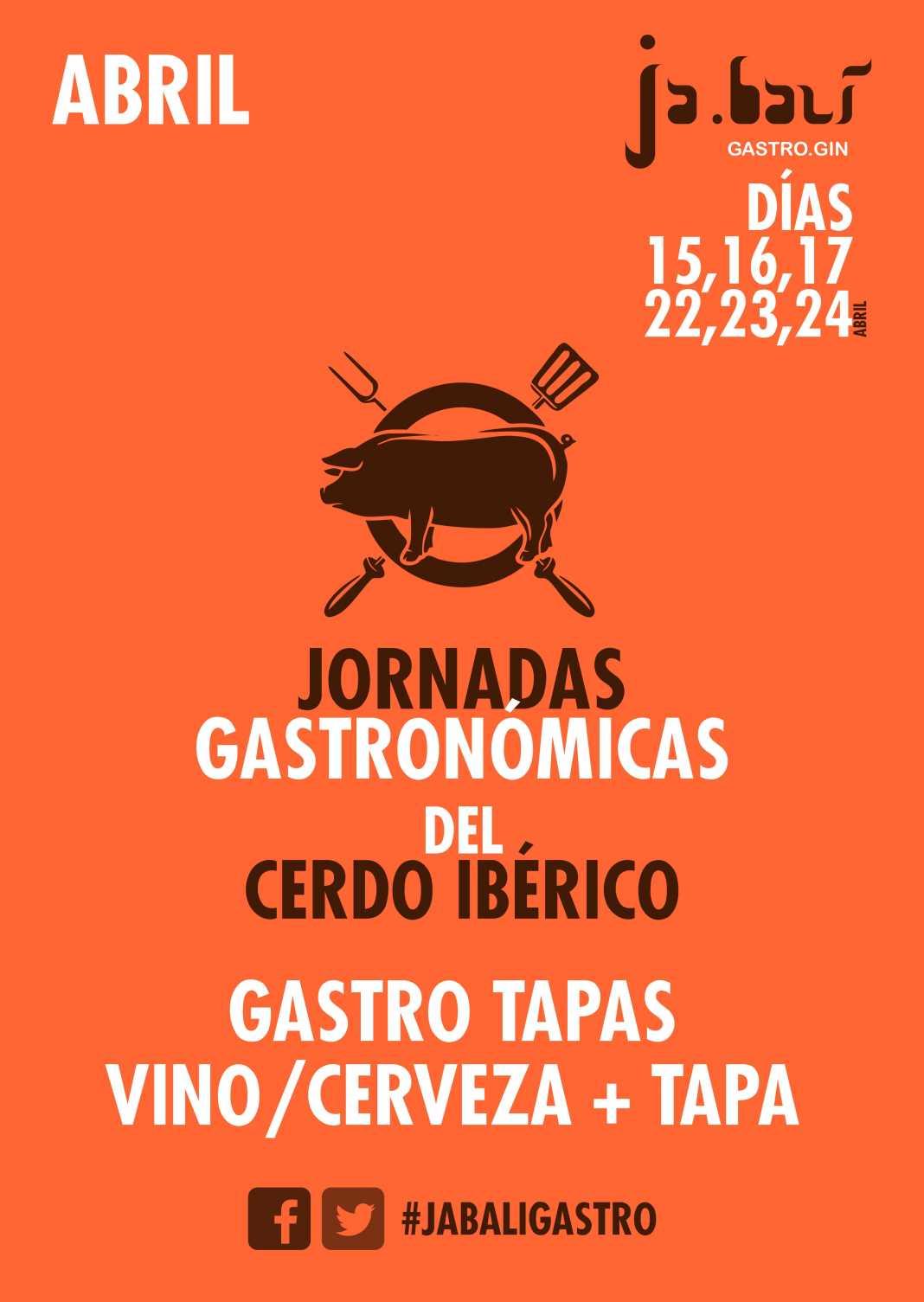 Jornadas gastronómicas sobre el cerdo ibérico en Ja.bali Gastro 1
