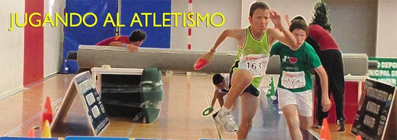 """jugando al atletismo - CEIP Carrasco Alcalde en los Campeonatos escolares """"Jugando al atletismo"""""""
